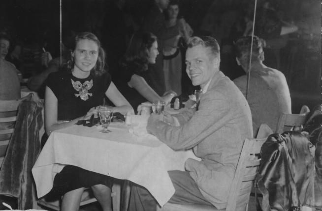 Bernard Olcott 1946
