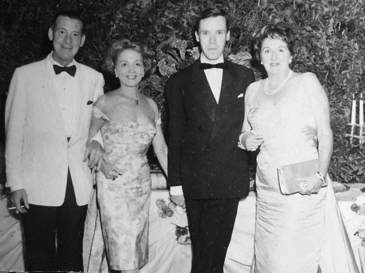 Margo, Albert, and Bill