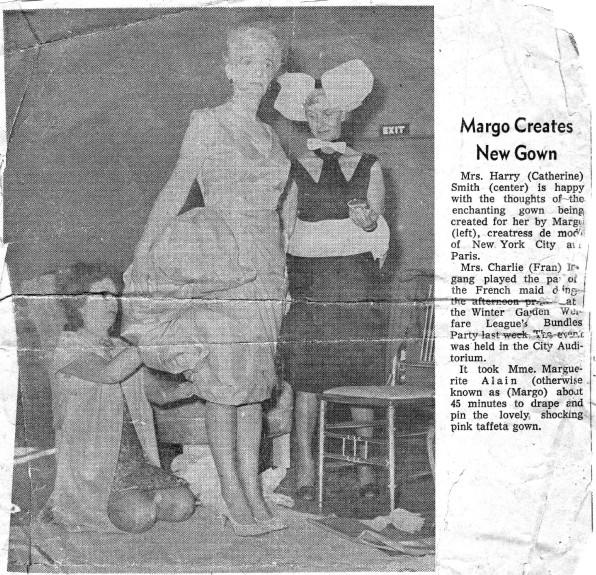 Orlando Sentinel April 16, 1961