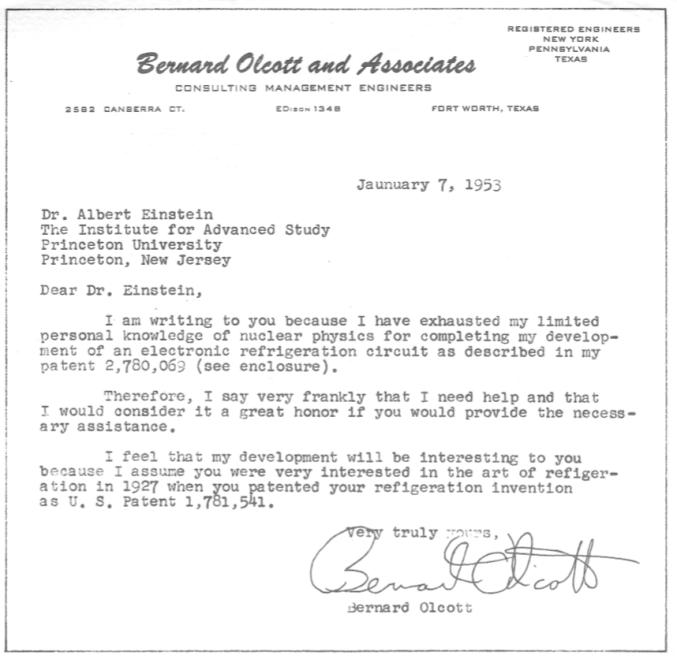 BO Letter