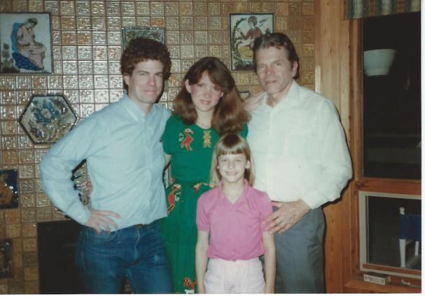 Family reunited in 1982