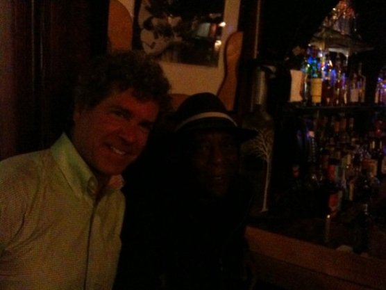 Buddy Guy and me