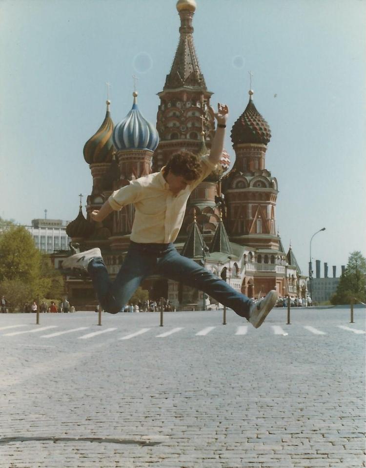 Rockin' Red Square