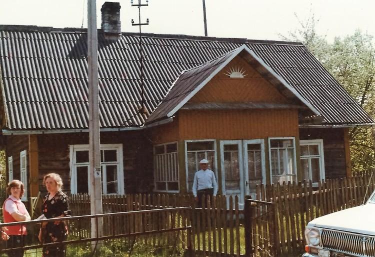 Pranas' House
