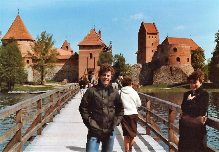 JO in Trakai