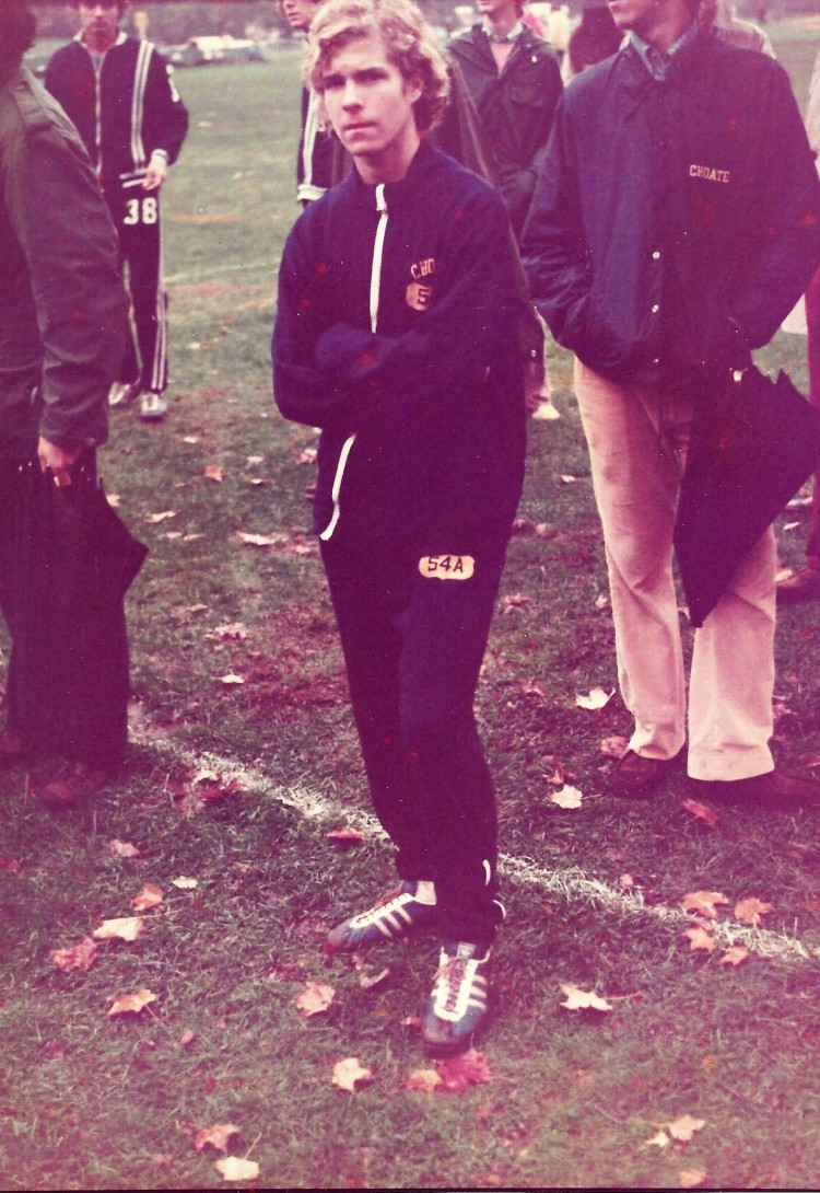 Choate Cross Country 1975