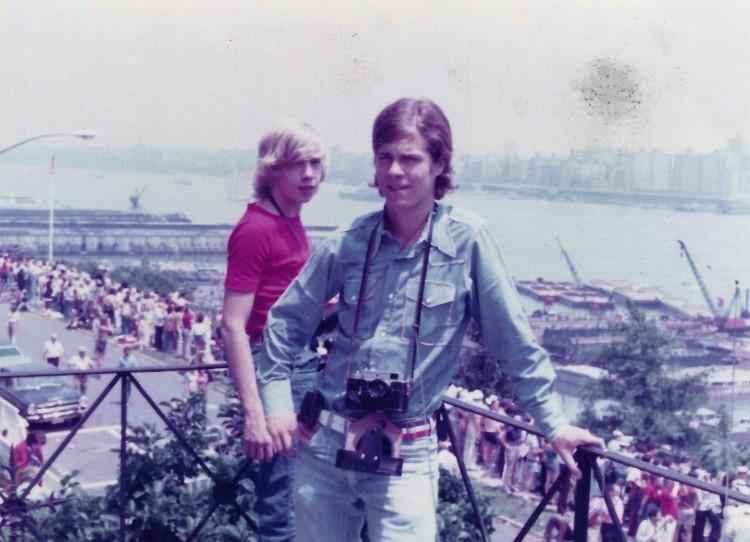James Summer 1976jpg