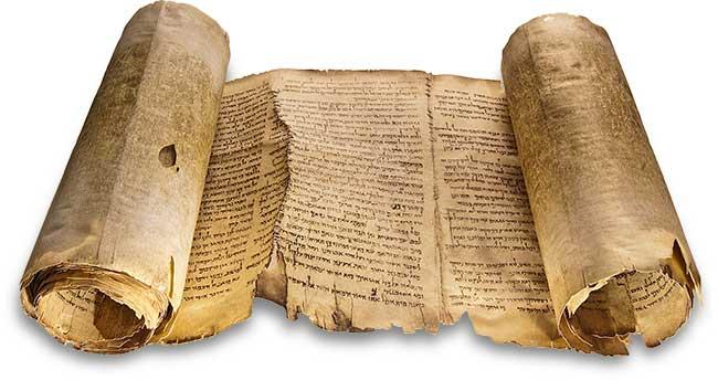 Dead Sea Scrolls