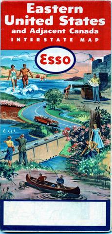 Esso_Map