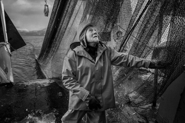 Norwegian fisherman