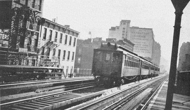 84th Street Station 2