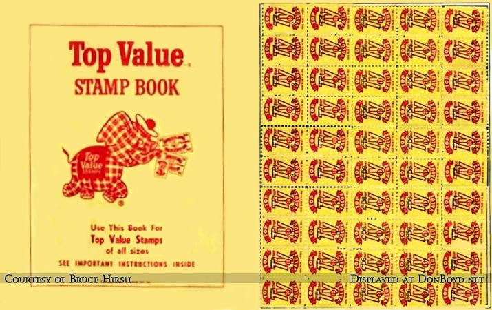 WinnDixie Top Value Stamps