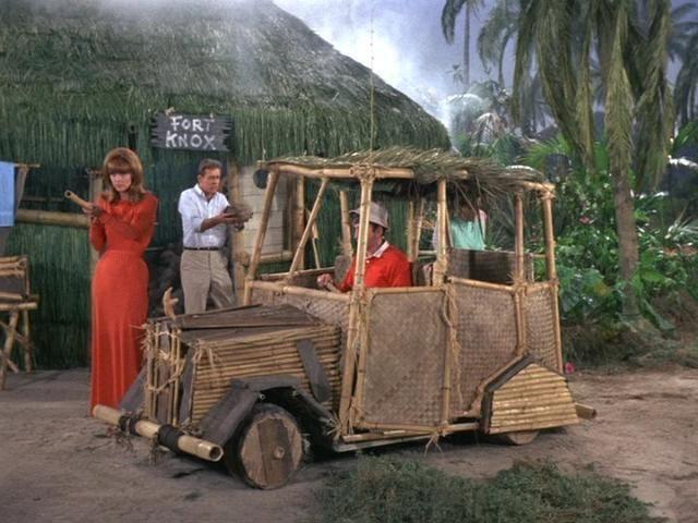Gilligan's Island Cars